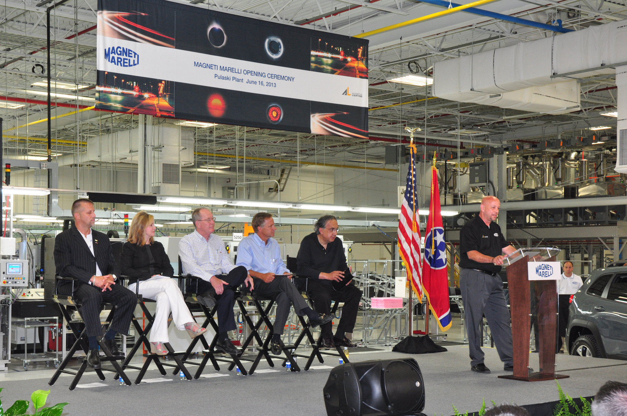 Pulaski (TN) United States  City pictures : ... inaugurates a new U.S. automotive lighting plant in Pulaski, Tennessee