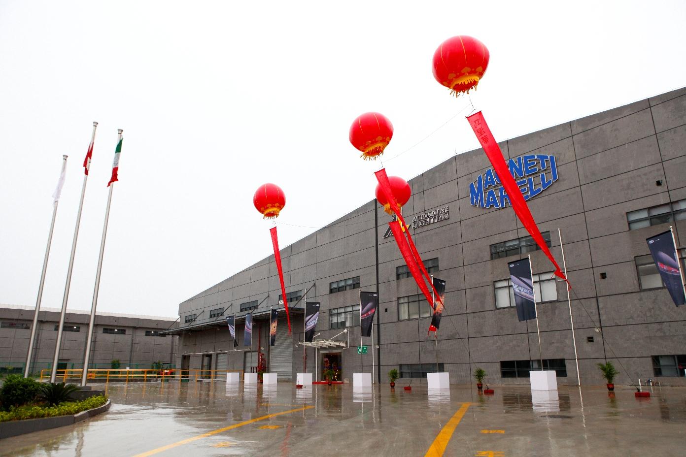 Magneti Marelli Inaugurato In Cina A Foshan Nuovo Stabilimento Per L Illuminazione Automotive