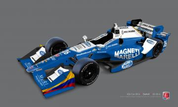 ANDRETTI AUTOSPORT and MAGNETI MARELLI ANNOUNCE PARTNERSHIP