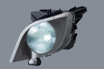 """CO2 2020 Regulations: the EU has officially included Magneti Marelli Automotive Lighting's """"E-Light"""" LED technology among the Eco-innovations for automobiles"""