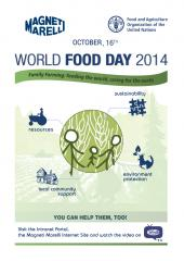 Magneti Marelli celebrates World Food Day