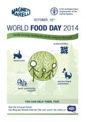 Magneti Marelli celebrates World Food Day