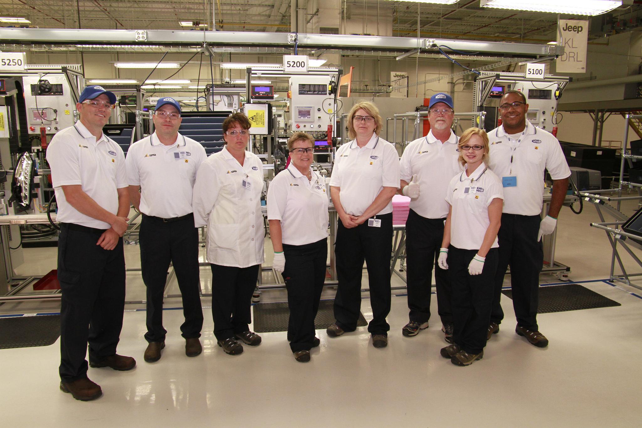 Magneti Marelli inaugurates a new U.S. automotive lighting plant in Pulaski Tennessee & Magneti Marelli inaugurates a new U.S. automotive lighting plant ... azcodes.com