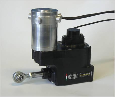Electric Actuators Magneti Marelli