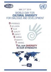 Fostering diversity: Magneti Marelli celebrates World Day for Cultural Diversity for Dialogue and Development