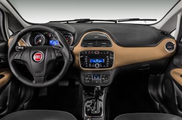 Magneti Marelli marca forte presença no novo Fiat Linea, fornecendo componentes de diversas linhas de produtos